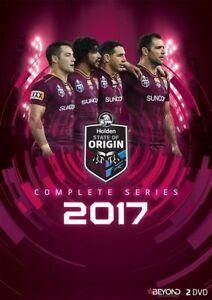 State-of-Origin-2017-Series-Queensland-DVD-NEW-Region-4-Australia