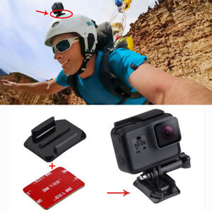 Flat-Curved-Adhesive-Sticky-Mount-pour-Gopro-Hero-5-4-3-3-2-1-black-session
