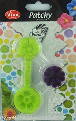 VIVA DECOR Patchy Motivauswahl  May Pardo World Silkonformen