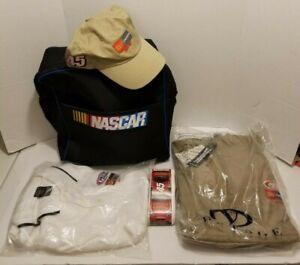 Petty-Racing-Wells-Fargo-45-Nascar-Gift-Set-Nike-Polo-Vantage-Jacket-Cap-Shirt