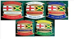 England-v-Jamaica-Friendly-International-Manchester-3-June-2006-Pin-Badge