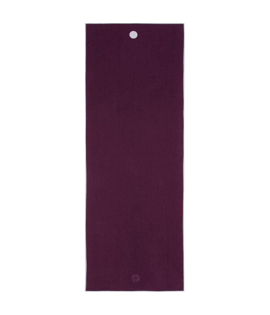 Manduka Yogitoes rSKIDLESS Non-Slip Absorbent Fitness Yoga Mat Towel - Indulge