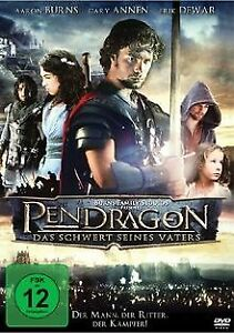 Pendragon-Das-Schwert-seines-Vaters-de-Chad-Burns-DVD-etat-tres-bon