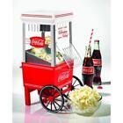Nostalgia Electrics Coca-cola Series Hot Air Popcorn Maker OFP501COKE