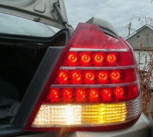 2005 Mercury Montego Used Passenger Side Right Taillight