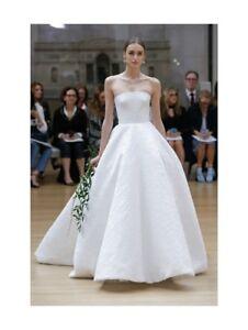 Oscar De La Renta Wedding Dresses.Details About Oscar De La Renta Wedding Dress 2018 London Gown