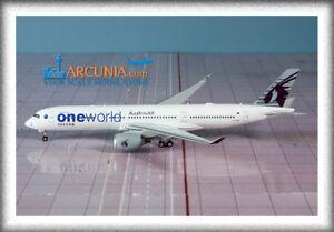 "Phoenix 1:400 Qatar Airways Airbus a350-900 ""One World - A7-ALZ"""