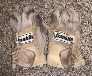 Franklin Vintage Batting Gloves.