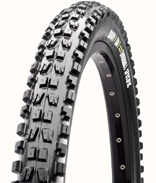 Maxxis Minion Downhill DH Dual Ply MTB Bicycle Bike Tyre Tyres 26  x 2.35 Rear