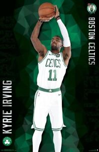 Any Size #11 Boston Celtics Kyrie Irving All-Star Basketball Jersey