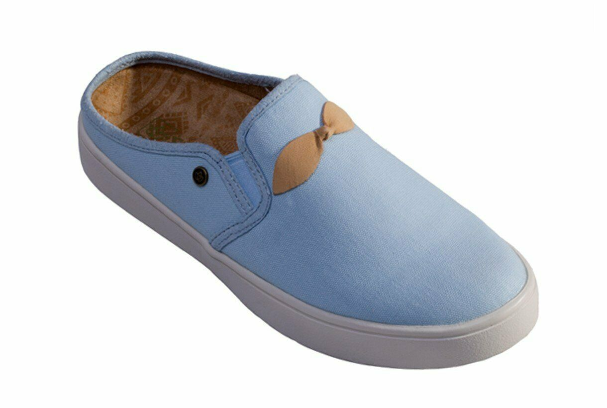 Spenco Spenco Andrey Women's Slide Cool Blue - 8.5 Wide