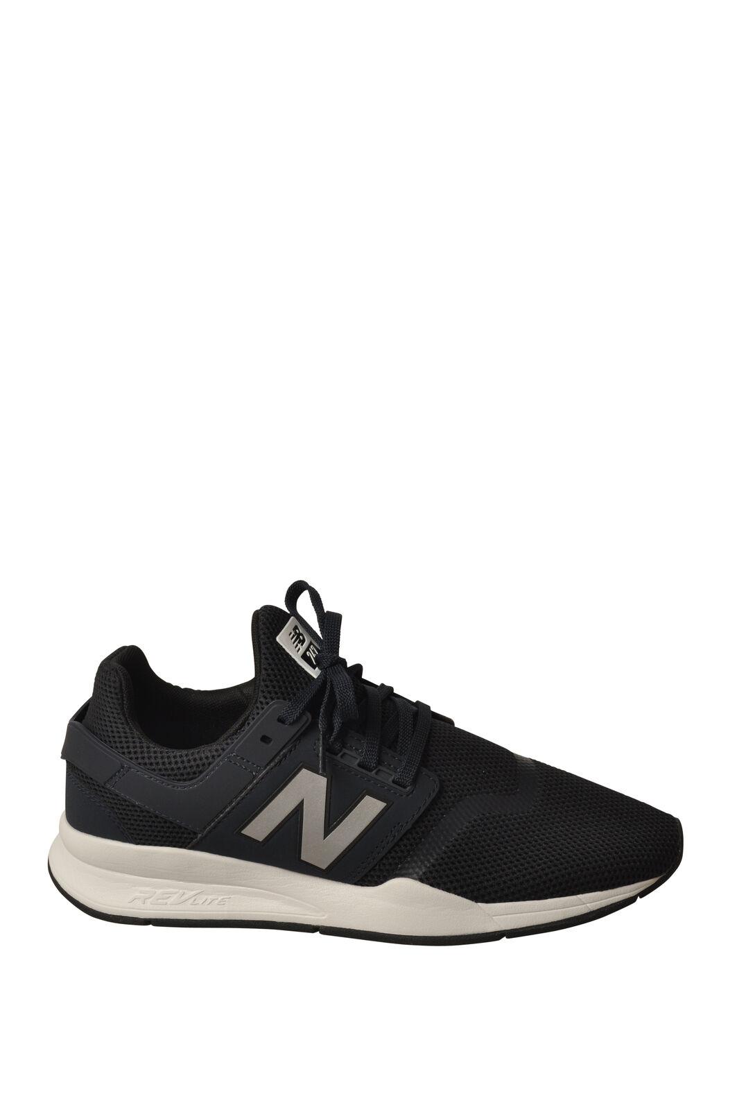 New Balance-Chaussures-à lacets-homme-bleu - 6217307E192508