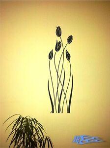 Wandtattoo-Tulpe-Wandaufkleber-Deko-Geschenkidee