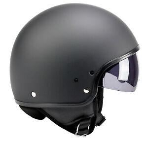 BNO-Jet-7-Helm-Motorradhelm-Rollerhelm-mit-getoentem-Visier-NEU-mit-ECE