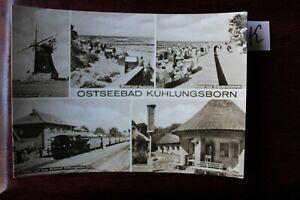 DéTerminé Carte Postale Vue Carte Mecklembourg Ostseebad Kühlungsborn-afficher Le Titre D'origine