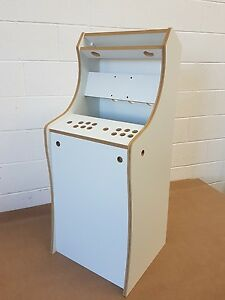bartop arcade cabinet kit quot the midi quot bartop arcade cabinet 2 player diy flat pack 10935