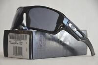 NEW Oakley Eyepatch 2 Sunglasses Polished Black w Grey Lens 009136-13 FS, NIB