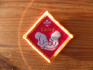 Caring UK Scouting Cub Scout Discontinued Challenge Award