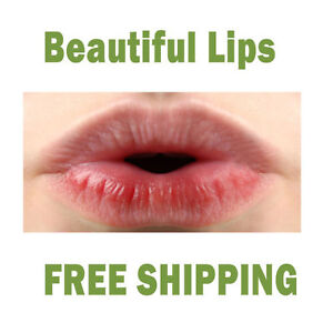 How do you cure dark and chapped lips?