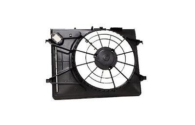 Replacement Cooling Fan Shroud For 99-10 Hyundai Elantra