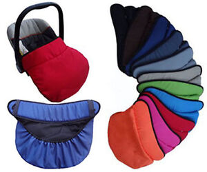 Apron-Footmuff-Cosy-Toes-Foot-Cover-Baby-Infant-Waterproof-Blanket-Maxi-Cosi