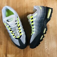 item 3 DS 1997 OG Nike Air Max 95 Sz 12 Grey Neon - original vintage cool  yellow -DS 1997 OG Nike Air Max 95 Sz 12 Grey Neon - original vintage cool  yellow 143d5c7aa