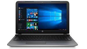 HP Notebook 15,6 Zoll - Dual Core 2 x 2,00 GHz - 1000 GB - 4 GB - Windows 10 Pro