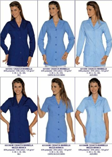 Camicie Estetista Marbella Isacco Doctor Camicia Donna allentata ampia Medical RxqHWPaS