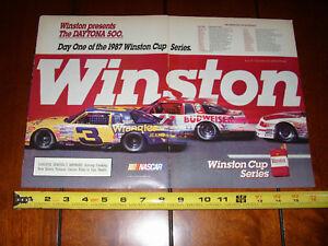 1987-MONTE-CARLO-SS-NASCAR-ORIGINAL-2-PAGE-AD