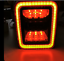 thumbnail 6 - FIT-For-jeep-Gladiator-taillight-LED-Taillights-Tail-Light-Rear-Light-2020