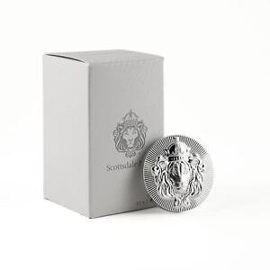 10 X 2oz Silver Stacker Rounds By Scottsdale Mint 20 Oz