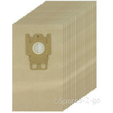 20 x Paper GN Type Hoover Bags For MIELE S8000 S8 Series Vacuum