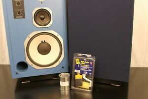8-Ounces-of-NEW-JBL-Studio-Monitor-Blue-Baffle-Paint-from-Huntley-Audio