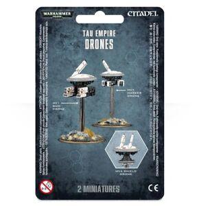 Tactical Drones Tau Empire Blister Warhammer 40K NIB | eBay