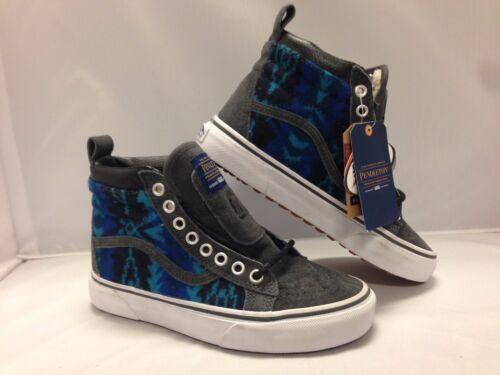 Sk8 Zapatos Niño Vans Mte Pendletion asphalt tribal hi pX8ZOxqw