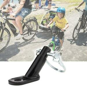Bike-Trailers-Bicycle-Coupler-Angled-Elbow-Attachment-Hitch-For-InStep-Schwinn
