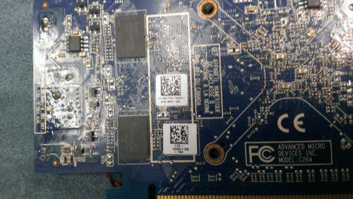Dell AMD Radeon HD6450 1GB DVI DisplayPort Video Graphics Card   2C7NH