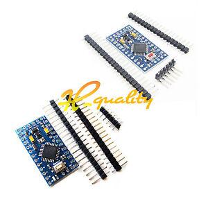 20PCS Pro Mini Atmega328 16M 5V Microcontroller Board Arduino Compatible Nano