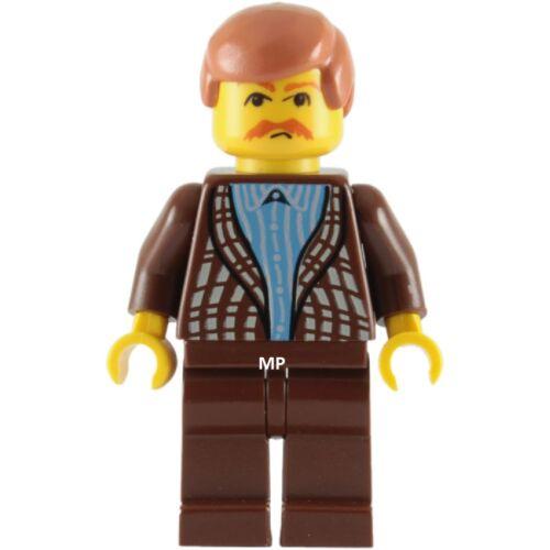 LEGO Harry Potter 4728 Uncle Vernon Dursley Minifigure