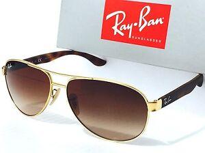 ray ban 3457 gold