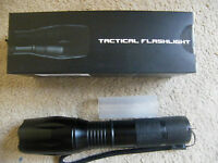 10 X Military Tactical Flashlight Led Ls360 ( Brand New)