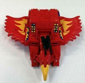 1987: Ensemble de jeu de transformation de véhicule de l'aigle flamboyant Takara / Battle Beasts