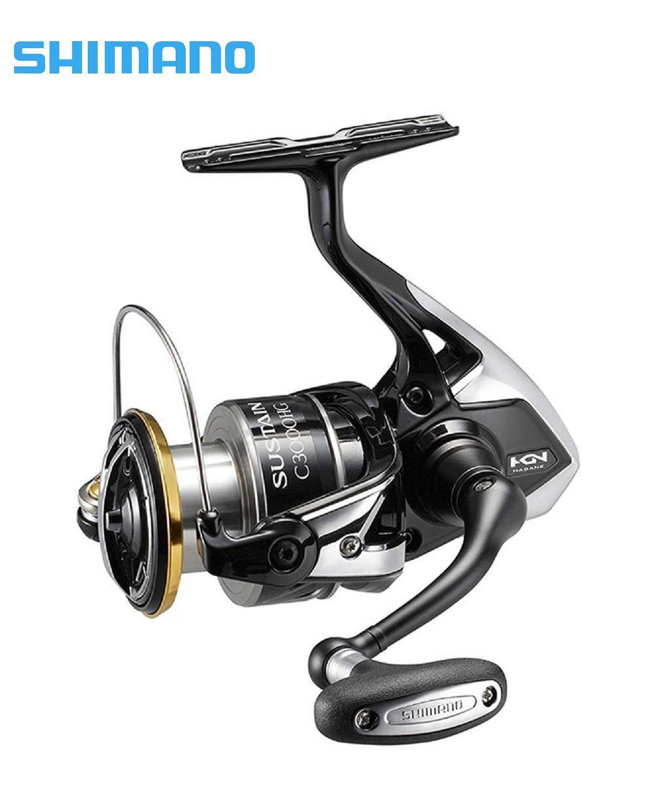 Shimano Sostener Fi Pesca Spinning 2500-5000 Arrastre Delante Carrete 2500-5000 Spinning 2bdfc8