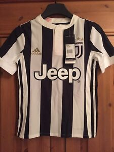 pretty nice dc3d7 b4283 Details about Childs Juventus Home Dybala 21 Soccer Shirt