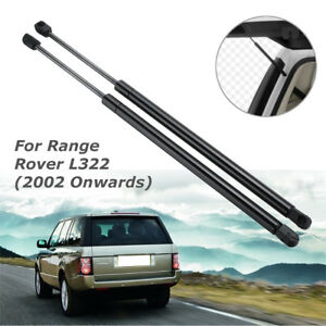 2x-Rear-Upper-Tailgate-Boot-Gas-Struts-For-Range-Rover-L322-02-Onwards