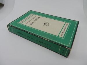 MEDUSA-Mondadori-SIMONETTA-Lion-Feuchtwanger-1946-1-ed