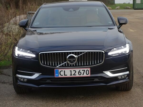 Volvo S90 2,0 T4 190 Inscription aut. - billede 1