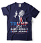 Donald-Trump-2020-Re-election-T-shirt-Make-Liberals-cry-again-Republican-Tee thumbnail 7