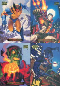 UPDATED-1994-Marvel-Masterpieces-YOU-PICK-12-cards-6-Buy-More-Lots-amp-Save-40