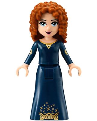 LEGO Disney Princess 41051 Dark Bluish Gray Bear Cub Animal Minifigure NEW